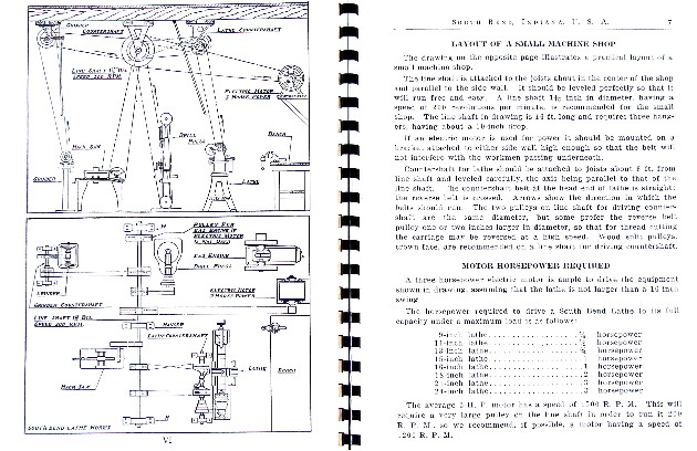 wiring diagram for south bend 13 inch lathe