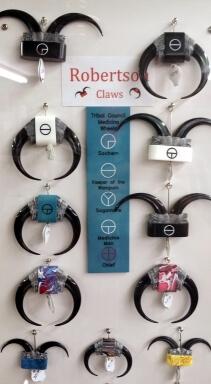 clawrack BSA Robertson Claws