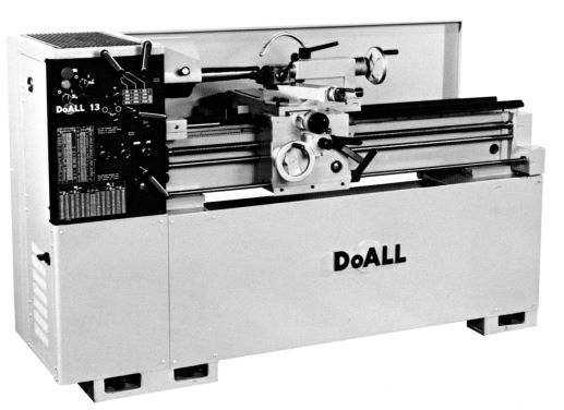 details about doall romi 13 inch metal lathe operating \u0026 parts manual 0278 Doall 13 Lathe Parts List