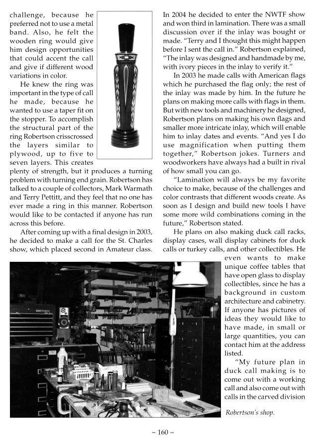 magazine-2 Robertson Calls Publications