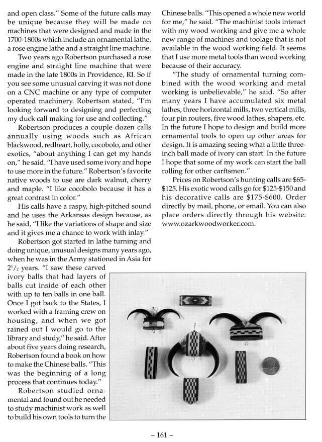 magazine-3 Robertson Calls Publications